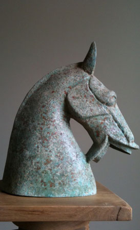 Horse Head - Artisans and Artists | Interior Design Consultants | Ashburton Devon | London | Bath
