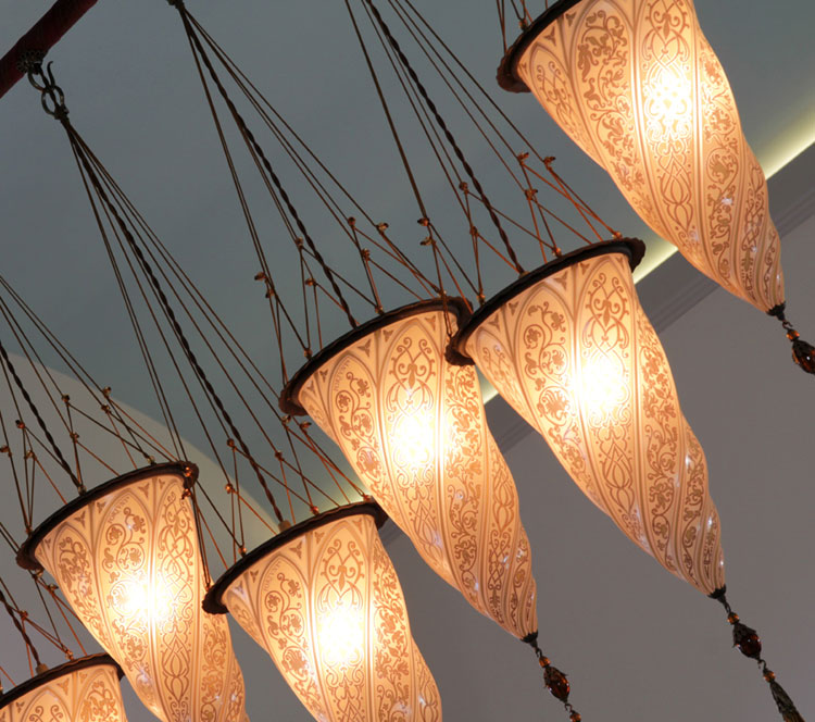 Fortuny Lighting - Artisans and Artists | Interior Design Consultants | Ashburton Devon | London | Bath